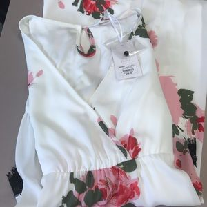 Babydoll dress from Candies. Flirty and fun